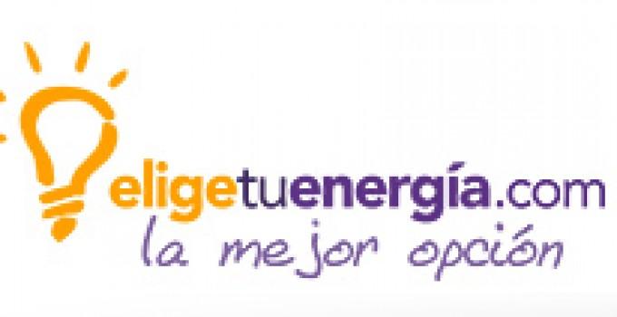 Elige tu energia te ayuda con la luz y el gas