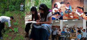 Programa de desarrollo comunitario en la Región Tseltal de Guaquitepec. Foto: Patronato Pro Educación Mexicano