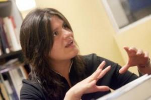 Rocío Cerón, poetisa mexicana