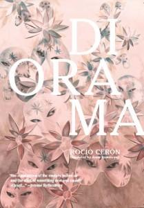 """Portada de la traducción al inglés de """"Diorama"""""""