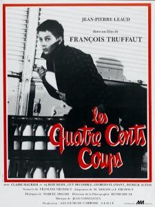 """""""Les 400 Coups"""" o """"Los 400 Golpes"""" de Truffaut"""