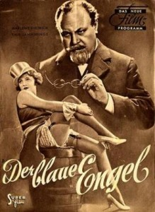 """""""Der Blaue Engel"""", la mítica película de Marlene Dietrich"""