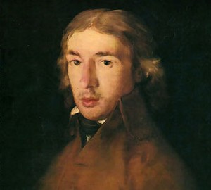 Leandro Fernández de Moratín retratado por Goya