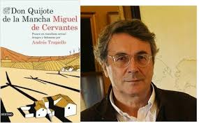 """Andrés Trapiello y su """"traducción"""" del Quijote"""