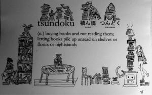 """""""Tsundoku"""", o el arte de comprar libros para amontonarlos"""