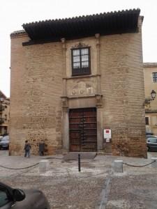 Sede actual de la Escuela de Traductores de Toledo