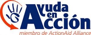 Logo de la ONG Ayuda en Acción