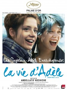 """""""La Vie d´Adèle"""", Palma de Oro en Cannes"""