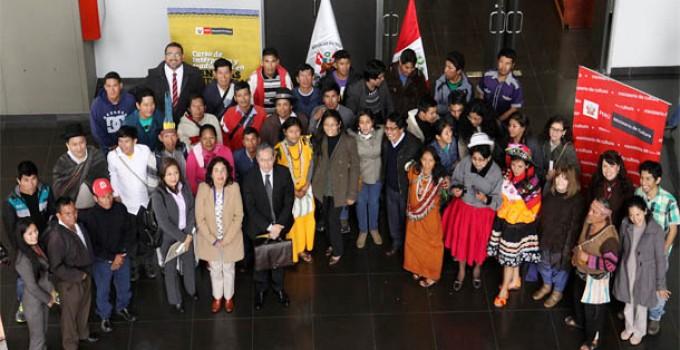 Ministerio de Cultura de Perú inauguró VII Curso de Traductores e Intérpretes de Lenguas índigenas